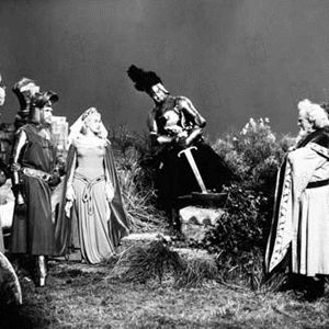Casting du film les chevaliers de la table ronde - Les chevaliers de la table ronde film 1953 ...