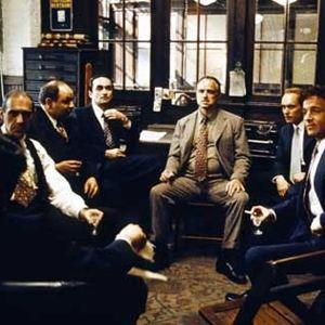 Le Parrain : Photo James Caan, Marlon Brando, Robert Duvall