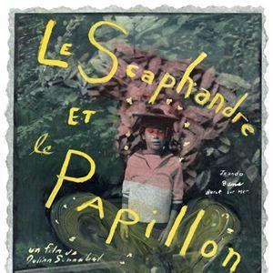 Le scaphandre et le papillon : Affiche Julian Schnabel