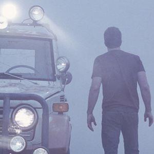 The Mist : Photo Frank Darabont, Thomas Jane