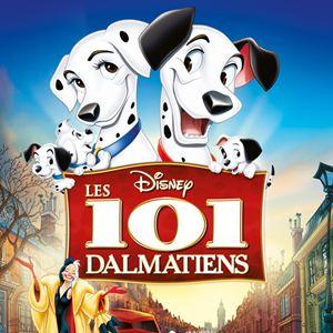 Les 101 Dalmatiens : Affiche