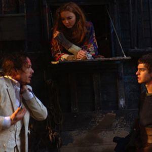 L'Imaginarium du Docteur Parnassus : Photo Andrew Garfield, Heath Ledger, Lily Cole