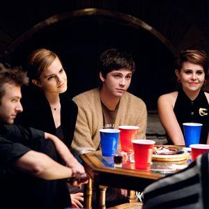 Le Monde de Charlie : Photo Emma Watson, Logan Lerman, Mae Whitman, Reece Thompson