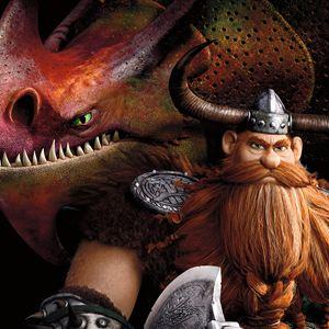 Dragons 2 : Affiche