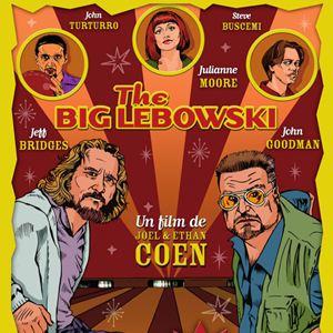 The Big Lebowski : Affiche