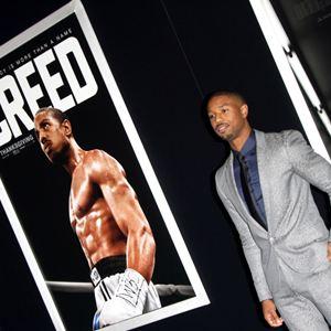 Creed - L'Héritage de Rocky Balboa : Photo promotionnelle Michael B. Jordan