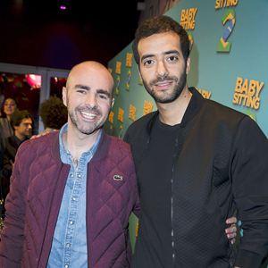 Babysitting 2 : Photo promotionnelle Julien Arruti, Tarek Boudali