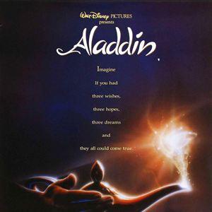 Aladdin : Affiche