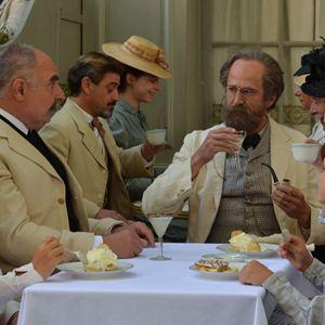 Cézanne et moi : Photo Guillaume Canet