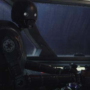 Rogue One: A Star Wars Story : Photo Alan Tudyk