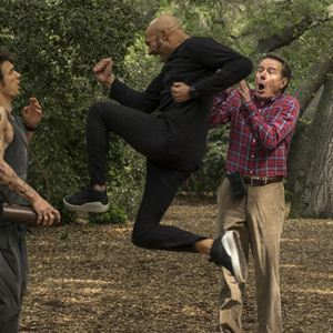 The Boyfriend - Pourquoi lui ? : Photo Bryan Cranston, James Franco, Keegan-Michael Key