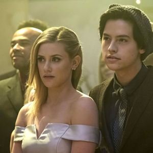 Photo Cole Sprouse, Lili Reinhart