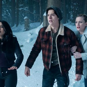 Photo Camila Mendes, Cole Sprouse, Lili Reinhart