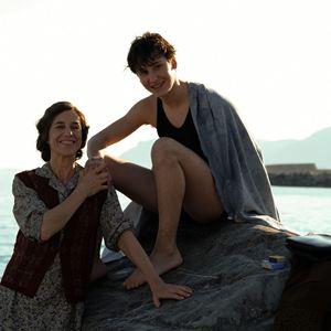 La Promesse de l'aube : Photo Charlotte Gainsbourg, Nemo Schiffman