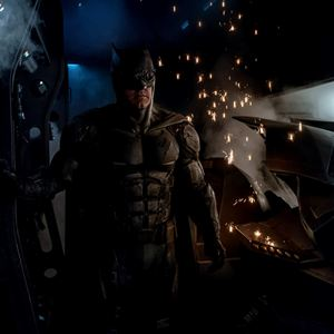 Justice League : Photo Ben Affleck