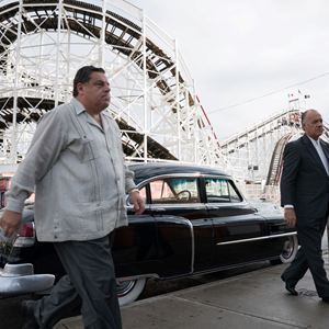 Wonder Wheel : Photo Steve Schirripa, Tony Sirico