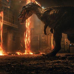 Jurassic World: Fallen Kingdom : Photo Bryce Dallas Howard, Justice Smith