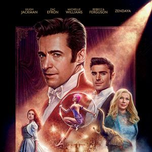 The Greatest Showman : Affiche