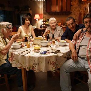 La Ch'tite famille : Photo Dany Boon, Guy Lecluyse, Line Renaud, Pierre Richard, Valérie Bonneton