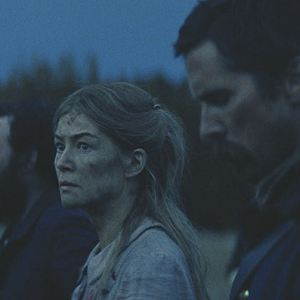 Hostiles : Photo Bill Camp, Christian Bale, Rosamund Pike, Timothée Chalamet