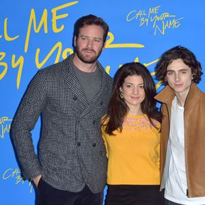Call Me By Your Name : Photo promotionnelle Armie Hammer, Esther Garrel, Timothée Chalamet