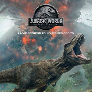 Jurassic World: Fallen Kingdom : Affiche
