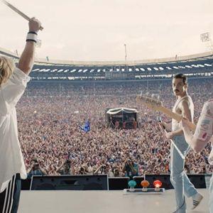 Bohemian Rhapsody : Photo Ben Hardy, Gwilym Lee, Joseph Mazzello, Rami Malek
