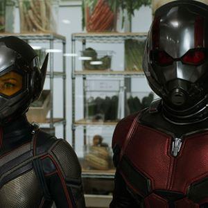 Ant-Man et la Guêpe : Photo Evangeline Lilly, Paul Rudd