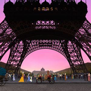 Dilili à Paris : Photo