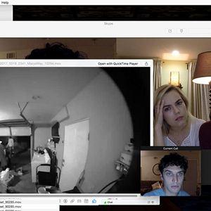 Unfriended: Dark Web : Photo Betty Gabriel, Colin Woodell, Rebecca Rittenhouse
