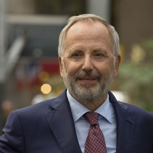 Un homme pressé : Photo Fabrice Luchini