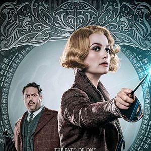 Les Animaux fantastiques : Les crimes de Grindelwald : Affiche