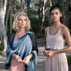 Photo Elsa Pataky, Madeleine Madden