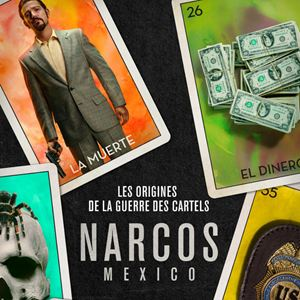 Narcos: Mexico : Affiche
