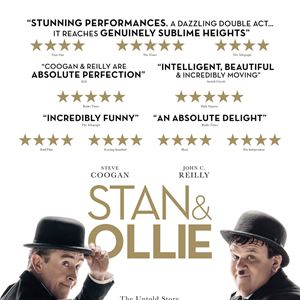 Stan & Ollie : Affiche