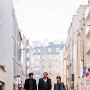 Deux fils : Photo Benoît Poelvoorde, Mathieu Capella, Vincent Lacoste