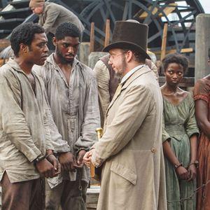 12 Years a Slave : Photo Chiwetel Ejiofor, Paul Giamatti