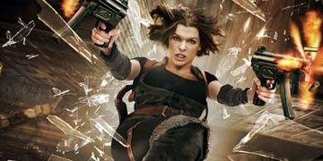 Resident Evil : Afterlife 3D : Itw de Milla Jovovich
