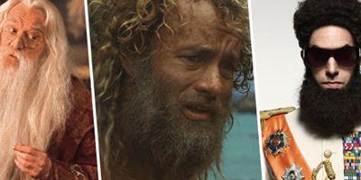C'est la journée mondiale de la barbe ! 30 fameuses barbes de cinéma