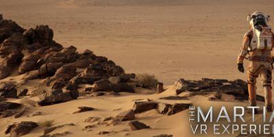 """Twentieth Century Fox sort l'expérience VR de """"Seul sur Mars"""""""
