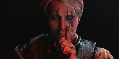 Death Stranding : Mads Mikkelsen et Guillermo del Toro s'invitent chez Hideo Kojima !