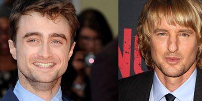 Daniel Radcliffe et Owen Wilson se donneront la réplique... au paradis !