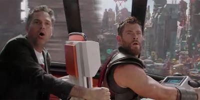 Thor 3 : le super-héros ne se laisse pas dicter son destin dans le nouveau spot de Ragnarok