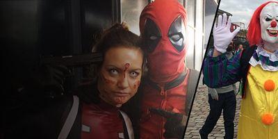 Cosplay : les meilleurs costumes du Comic-Con Paris 2017
