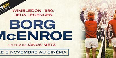 """""""Borg/McEnroe"""" remporte le label Club 300 !"""