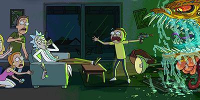 Rick et Morty : toutes les références au cinéma dans la série animée