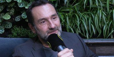 """Plonger - Gilles Lellouche : """"Mélanie Laurent a beaucoup d'audace, de courage"""""""