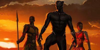 Black Panther : Kendrick Lamar dévoile la BO événement du film Marvel