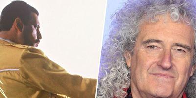 Bohemian Rhapsody : Freddie Mercury et Brian May se dévoilent sur deux nouvelles photos