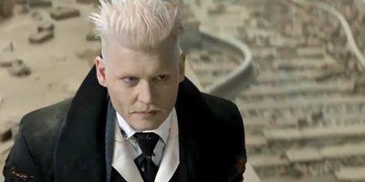 Les Animaux Fantastiques : Johnny Depp reviendra dans le troisième épisode